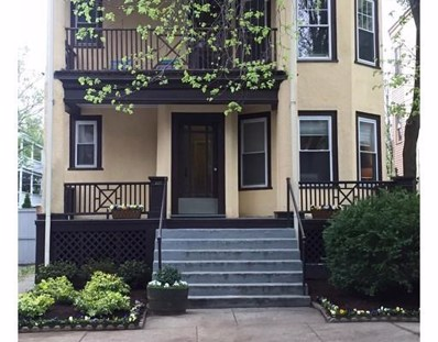 127 Browne St UNIT 1, Brookline, MA 02446 - MLS#: 72309226