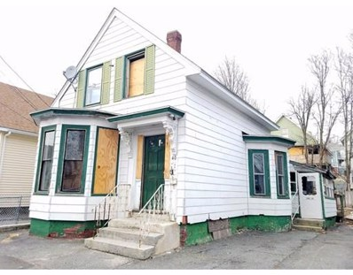 40 Fort Hill Ave, Lowell, MA 01852 - MLS#: 72309262