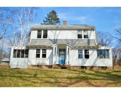 139 Cold Hill Rd, Granby, MA 01033 - MLS#: 72309316