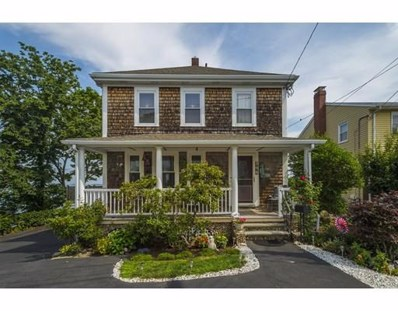 206 Manet Ave, Quincy, MA 02169 - MLS#: 72309402