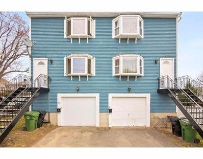 43 Edenfield Ave UNIT 43, Watertown, MA 02472 - MLS#: 72309774