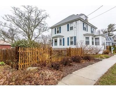 27 Jenny Lind St, New Bedford, MA 02740 - MLS#: 72309979