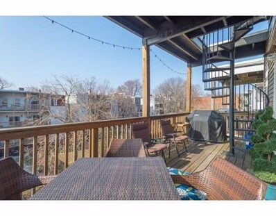 735 E 3RD St UNIT 3, Boston, MA 02127 - MLS#: 72310034