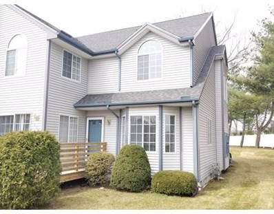 104 Johnson Rd UNIT 1202, Chicopee, MA 01022 - MLS#: 72310109