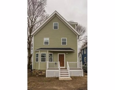603 Lincoln Ave, Saugus, MA 01906 - MLS#: 72310201