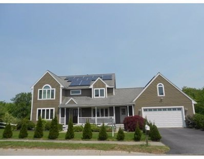 8 Saddle Hill Dr, Northborough, MA 01532 - MLS#: 72310319