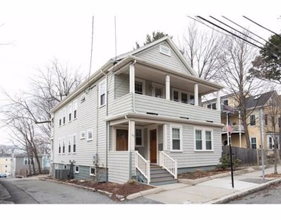 40 Porter St UNIT 2, Somerville, MA 02143 - MLS#: 72310338