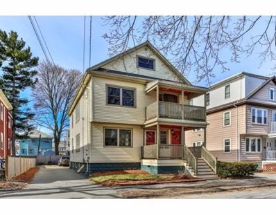 43-45 Hilton Street UNIT 45, Arlington, MA 02474 - MLS#: 72310527