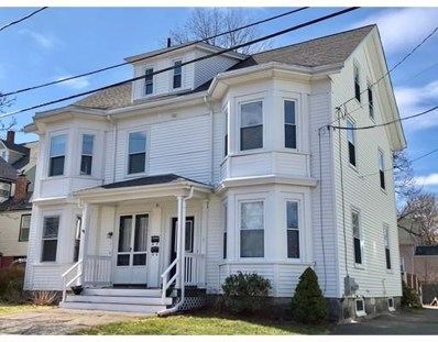 33 Cherry Street UNIT 1, Waltham, MA 02453 - MLS#: 72310581