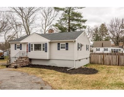 25 Oakridge Cir, Wilmington, MA 01887 - MLS#: 72310608