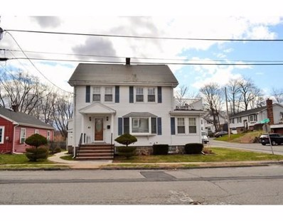 43 Clement Avenue, Peabody, MA 01960 - MLS#: 72310623