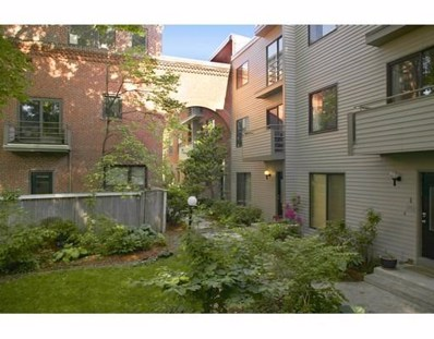 1 Richdale Avenue UNIT 10, Cambridge, MA 02140 - MLS#: 72310691