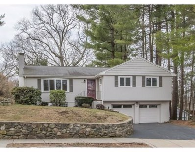 302 Woodward St, Newton, MA 02468 - MLS#: 72310747