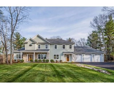 115 Nobscot Dr ( Lot 19 ), Framingham, MA 01701 - MLS#: 72310855