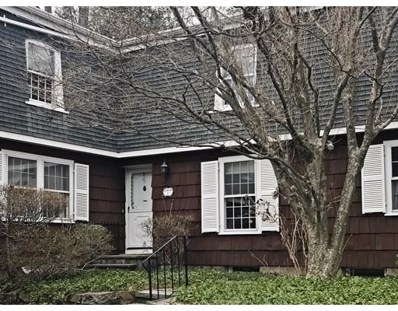 32 Linden Street UNIT C, Wellesley, MA 02482 - MLS#: 72310992