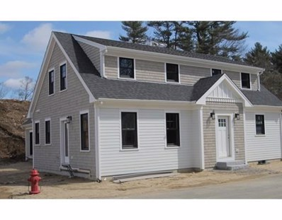 220 Center UNIT 8, Pembroke, MA 02359 - MLS#: 72311218