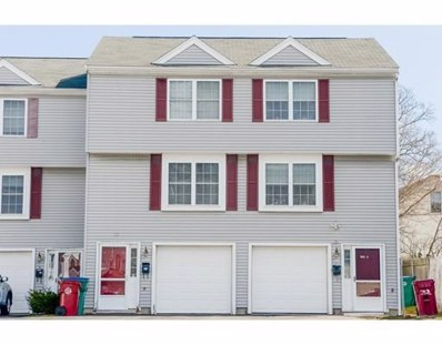 112 Mount Vernon UNIT D, Lowell, MA 01854 - MLS#: 72311282