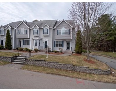 38 Tarbell St UNIT 2D, Pepperell, MA 01463 - MLS#: 72311484