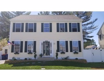 58 Katelyn Way, New Bedford, MA 02745 - MLS#: 72311664