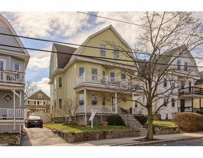 84 North St, Medford, MA 02155 - MLS#: 72311675