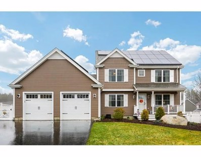 18 Corn Mill Way, Rockland, MA 02370 - MLS#: 72311746