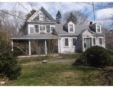 284 High St, Hanson, MA 02341 - MLS#: 72311900