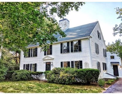 111 Washington St, Topsfield, MA 01983 - MLS#: 72311915