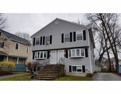 97 Boston Ave UNIT A, Medford, MA 02155 - MLS#: 72312332