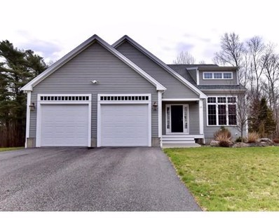 59 Pond Hill Drive, Fall River, MA 02720 - MLS#: 72312624