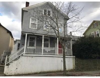 154 Maxfield St, New Bedford, MA 02740 - MLS#: 72312872
