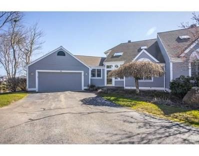 60 Hidden Bay Drive UNIT 60, Dartmouth, MA 02748 - MLS#: 72313096