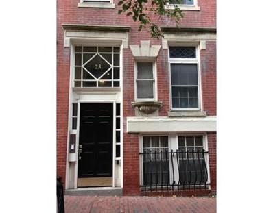 23 Temple UNIT 5, Boston, MA 02114 - MLS#: 72313382