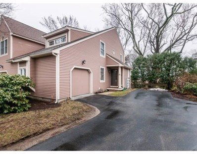 160 Pine St UNIT 20, Newton, MA 02466 - MLS#: 72313417
