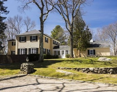 27 Tabor Hill Road, Lincoln, MA 01773 - MLS#: 72313490