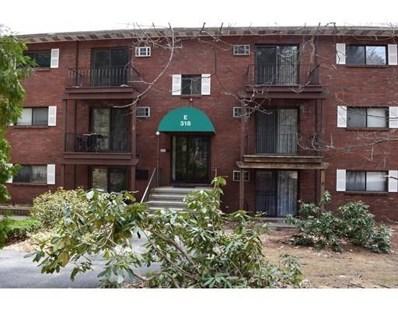 318 Codman Hill UNIT 22E, Boxborough, MA 01719 - MLS#: 72313505