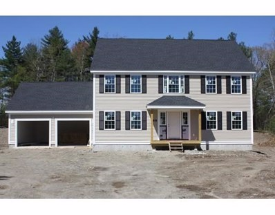 56 Chapman Street UNIT LOT 10, Dunstable, MA 01827 - MLS#: 72313620