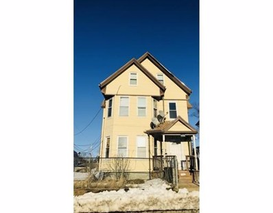 820 Warren Ave, Brockton, MA 02301 - MLS#: 72313668