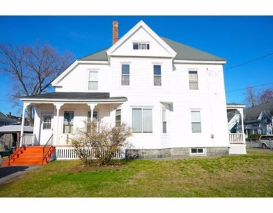 6 Dorchester Street, Lawrence, MA 01843 - MLS#: 72313673