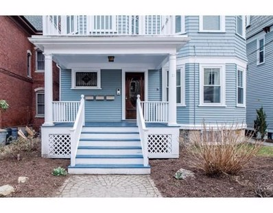 21 Searle Ave UNIT 1, Brookline, MA 02445 - MLS#: 72314174