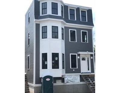 130 Thornton St UNIT 1, Boston, MA 02119 - MLS#: 72314432