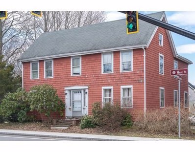 218 West St, Reading, MA 01867 - MLS#: 72314516