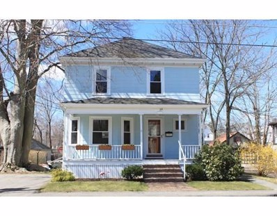 30 Marion Ave, Brockton, MA 02301 - MLS#: 72314546
