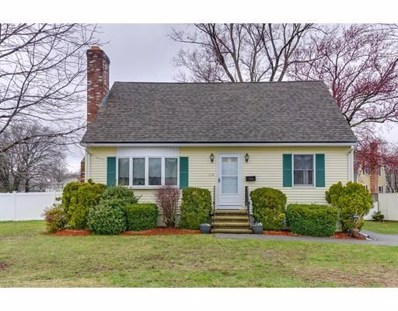 93-A Lowell St, Woburn, MA 01801 - MLS#: 72314604