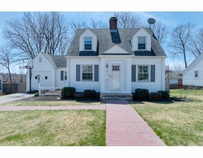6 Stoneleigh Rd, Worcester, MA 01606 - MLS#: 72314666