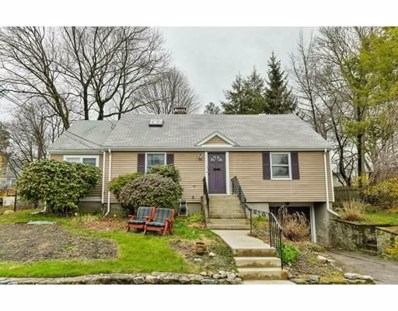 77 Fordham Road, Newton, MA 02465 - MLS#: 72314748