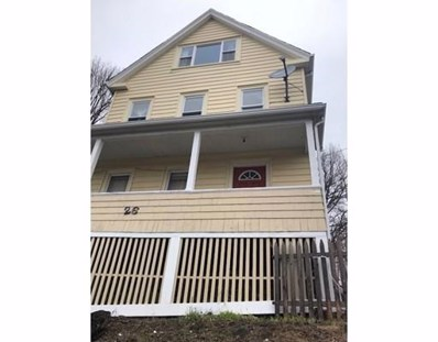 26 Fremont Ave, Everett, MA 02149 - MLS#: 72314840