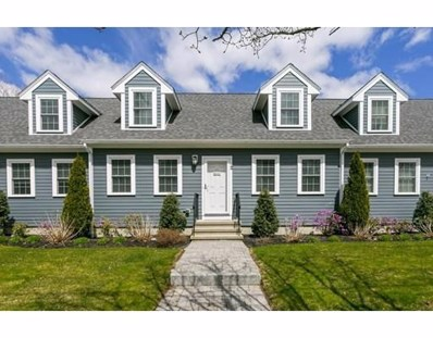 135 Crescent St UNIT 2, Quincy, MA 02169 - MLS#: 72314881