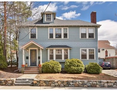 50-52 Irving St UNIT 1, Newton, MA 02459 - MLS#: 72314947