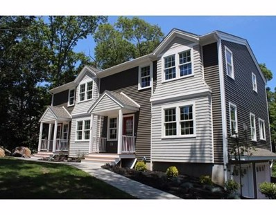 3 Wolf Hill Road UNIT A, Gloucester, MA 01930 - MLS#: 72314981