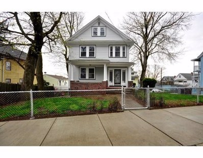 121 Fremont Ave, Everett, MA 02149 - MLS#: 72315033